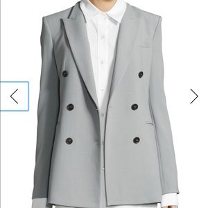 NWT Theory double breasted power jacket